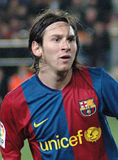 File source: http://commons.wikimedia.org/wiki/File:Lionel_Messi_31mar2007.jpg